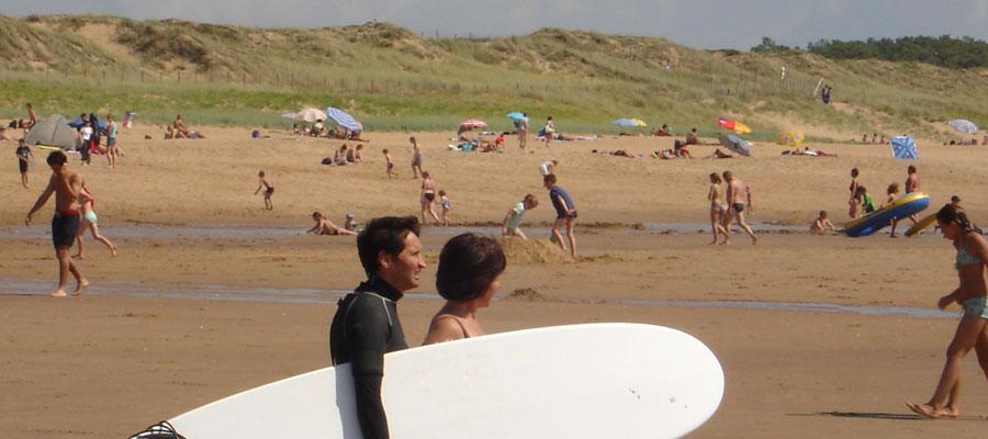 Surf à Bud