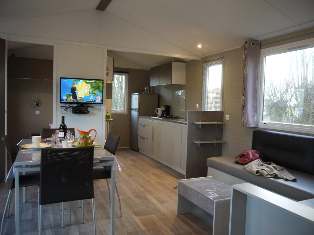 Mobilhome 2 chambres