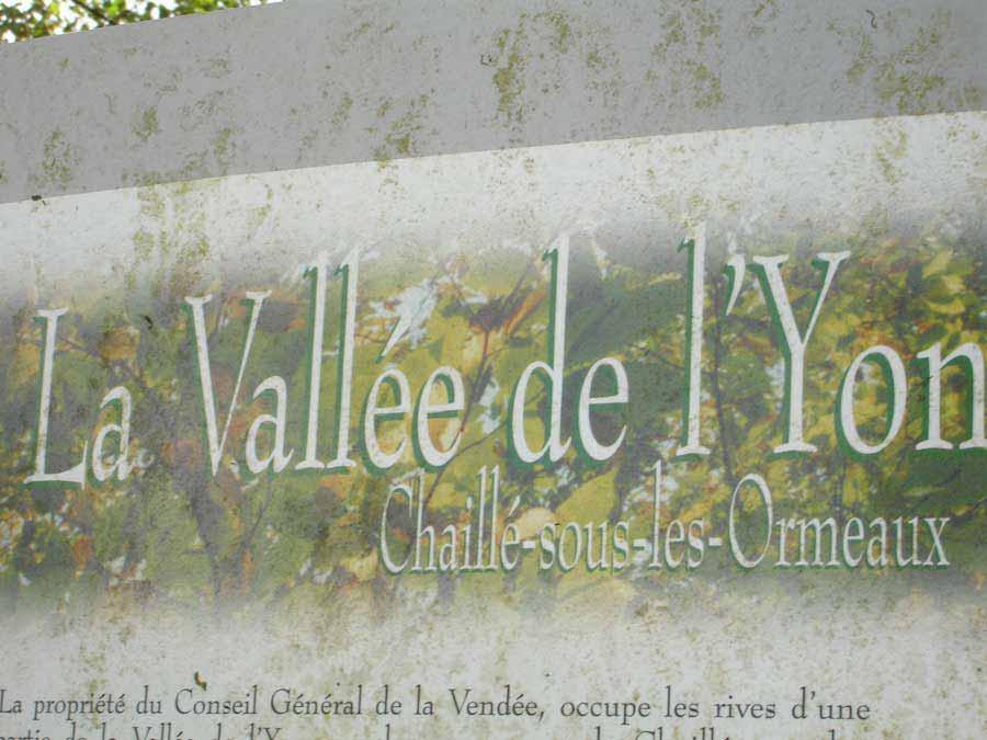 La Vallée de l'Yon