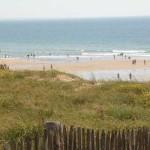 la plage de longeville