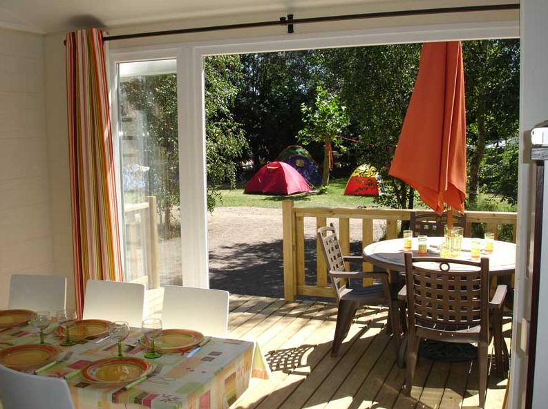 Camping ouvert à l'année en Vendée