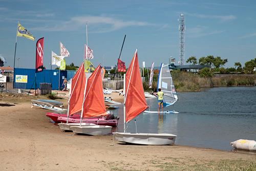 Le camping la Grisse à la Tranche sur Mer