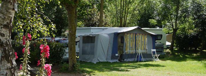 hébergement camping ouvert à l'année la Tranche sur Mer