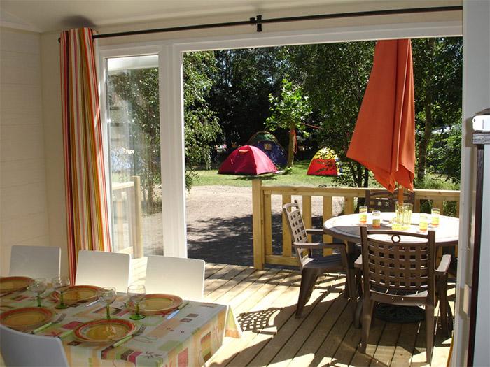 location camping idéal famille en Vendée